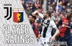 Juventus player ratings: Allegri's rotation fails to pay off