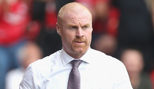 Dyche says red card a hindrance