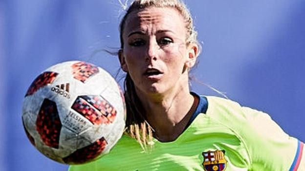 Record crowd watches Barcelona Women beat Atletico Madrid 2-0