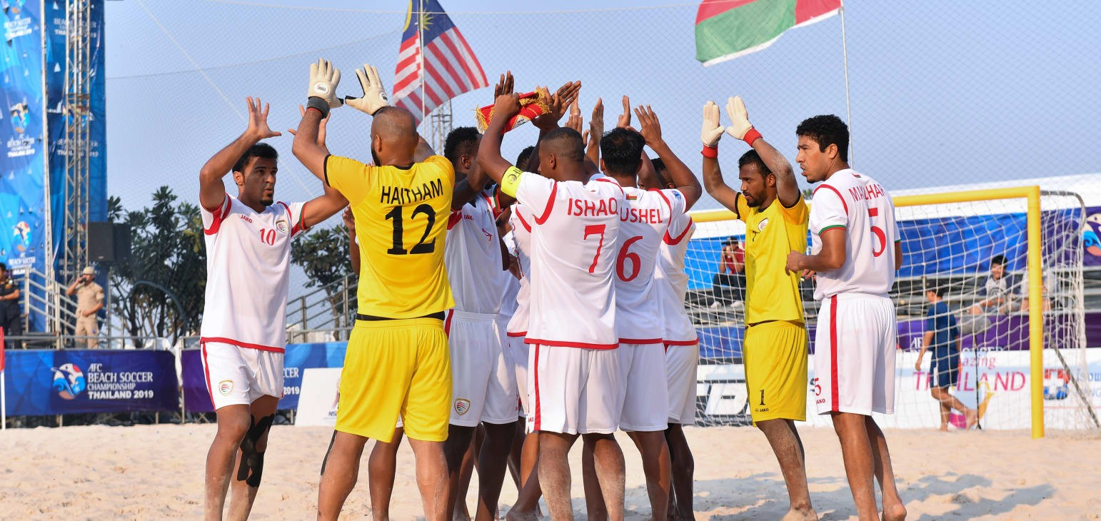 Oman edge Palestine to seal World Cup berth