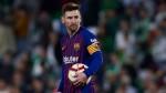 Lionel Messi bags hat trick, Luis Suarez impresses as Barcelona thrash Real Betis