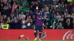 Messi applauded by Betis fans after hat trick: 'I'm really grateful'