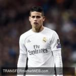 REAL MADRID set exit fee on James RODRIGUEZ