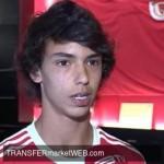 "BENFICA, Joao Felix: ""I'm fond of both Barçaand Real"""