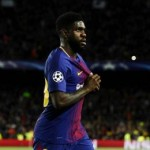 BARCELONA - City join Red Devils in chasing Blaugrana's Umtiti