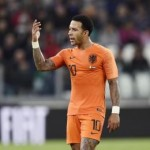 LYON - Most A-listers keen on DEPAY
