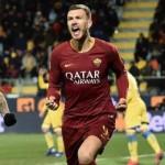 AS ROMA set exit fee on Edin DZEKO
