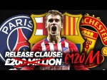 REVEALED: Barcelona To Trigger Antoine Griezmann's New €120 Million Release Clause?! | Transfer Talk