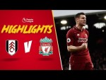 Late Milner penalty wins it for Reds - Fulham 1-2 Liverpool - Highlights