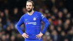 Gonzalo Higuain Set for 'Awkward' Return to Juventus After Failing to Impress at Chelsea