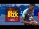 THE SECRET BOX CHALLENGE | Nélson Semedo