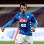 NAPOLI - A returning suitor for Amin YOUNES
