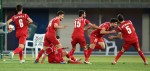 Qualifiers - Group E: Stylish start by Syria