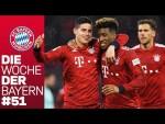 James' Hattrick & Tolisso zurück im Mannschaftstraining | Die Woche der Bayern | Ausgabe 51