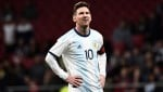 Lionel Messi to Leave Argentina Camp After Picking Up Injury During Venezuela Defeat