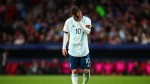 Barca's Messi will be fit to face Espanyol despite Argentina injury - sources