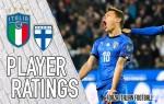 Italy player ratings: Barella blasts Azzurri past Finland