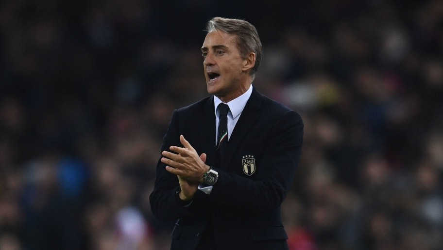 Roberto Mancini Lauds Moise Kean's 'Immense Potential' Following Italy's 2-0 Win Over Finland
