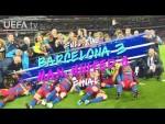#UCL Fixture Flashback: Barcelona 3-1 Man. United (2011 Final)