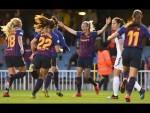 LSK Kvinner v FC Barcelona Femenino