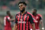 AC Milan coach set for showdown with Kessie