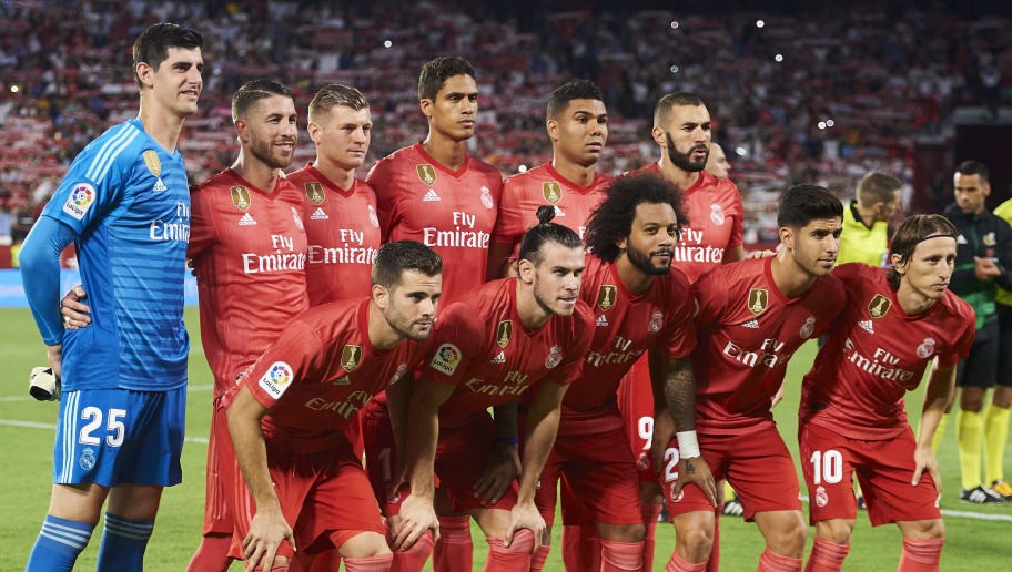 Image of Rumoured Real Madrid Third Kit for 2019/20 Emerges Online