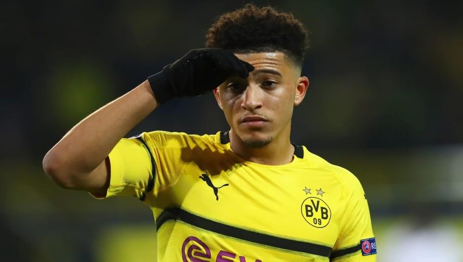 Dortmund Sporting Director Addresses Rumours Over Man Utd's Interest in Jadon Sancho