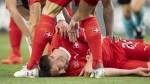 Fabian Schar knocked unconscious: Uefa needs to investigate - brain charity Headway