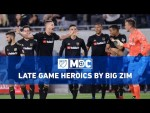 Stoppage Time Heroics for LAFC again
