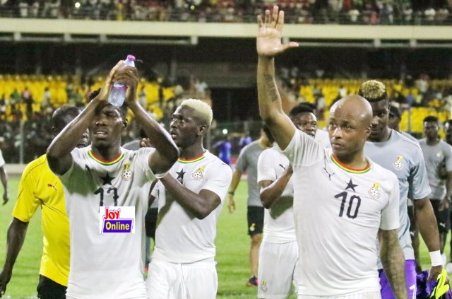 AFCON 2019 Qualifier: Black Stars get $10,000 each for defeating Kenya in Accra