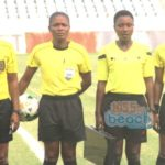 Match officials announced for opening Normalisation Committee's Special Women's Competition