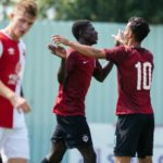 Sharani Zuberu's second half strike enough to earn AC Sparta Prague victory in Czech youth league