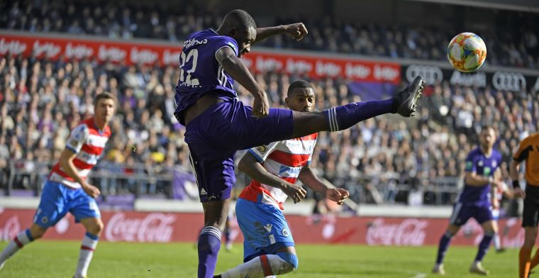 France-born Dennis Appiah in awe over new-found form for Anderlecht