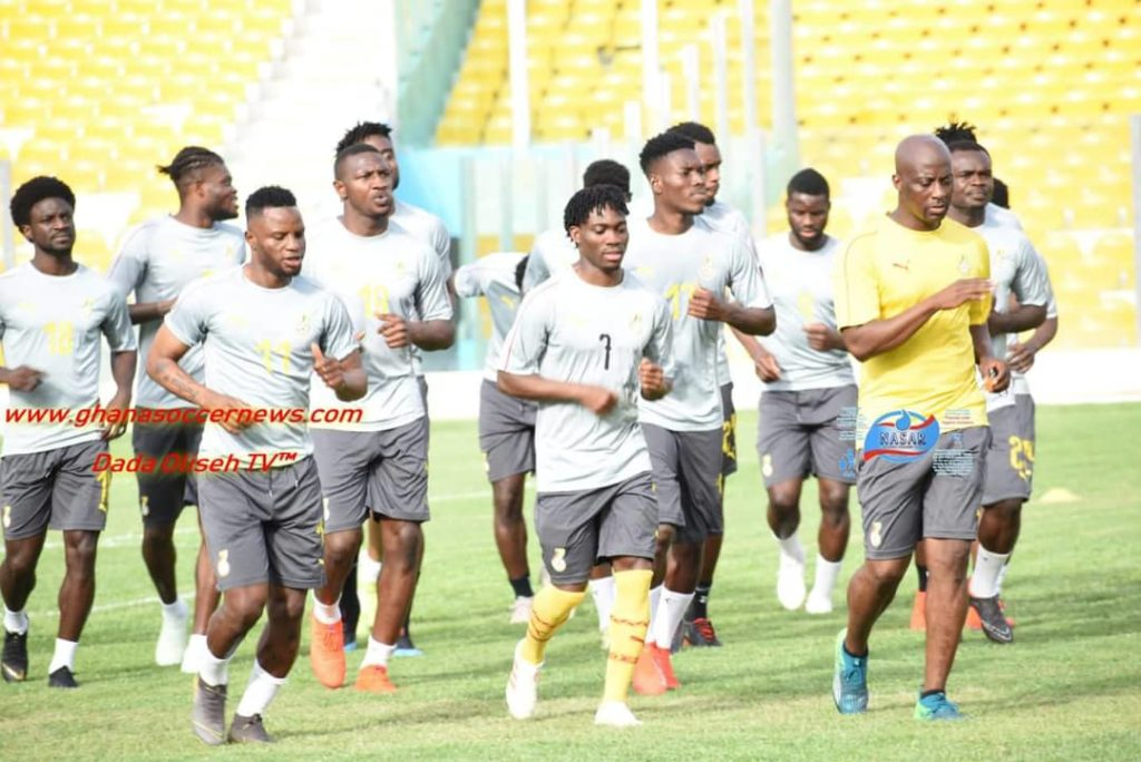Preview: Ghana vs Kenya - Black Stars aim to finish Afcon qualifiers on a high