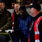 VIDEO: Ghana winger Albert Adomah helps on EFL Day of Action