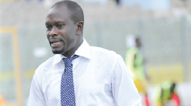 Kotoko coach C.K Akonnor present report to management, wants assistant changed