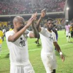 "Andre Ayew lauds ""unbelievable"" Black Stars fans for support against Kenya"