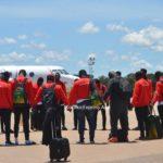 CAF Confederation Cup: Asante Kotoko arrive in Zambia for Zesco clash