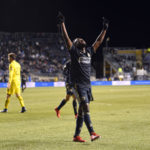 VIDEO: Philadelphia Union brace-hero David Accam dedicates goals to late father