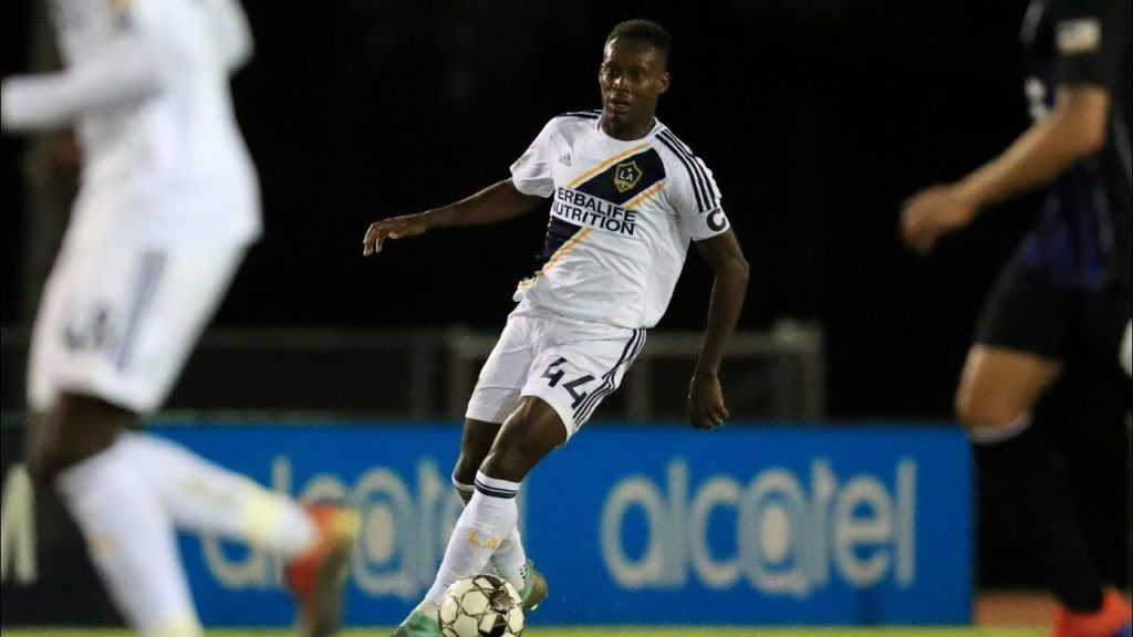 VIDEO: Ghanaian midfielder Geoffrey Acheampong scores magnificent goal as LA Galaxy II lose to Colorado Switchbacks