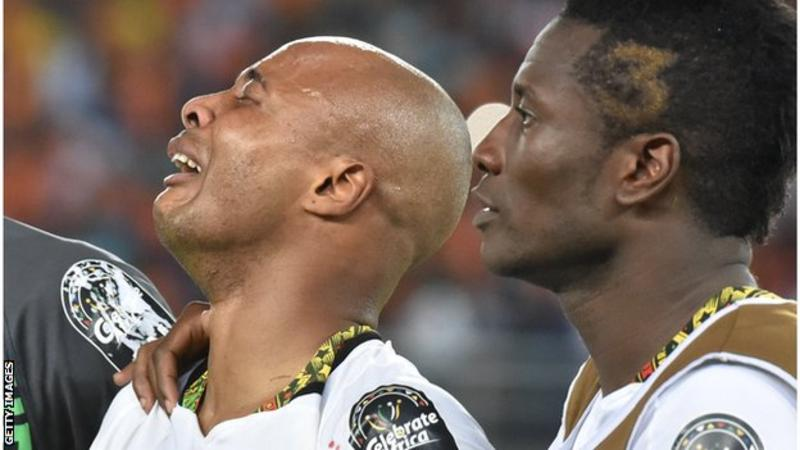 Ghana cannot win AFCON 2019 title with \'weakling\' Asamoah Gyan and Andre Ayew - Kenya FA boss