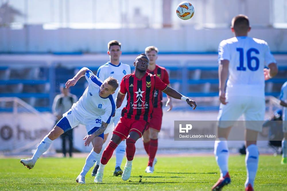 Versatile Östersunds FK defender Samuel Mensiro discloses expectations ahead forthcoming Swedish league