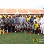 Sports Minister visits Black Stars, Black Meteors ahead of qualifiers