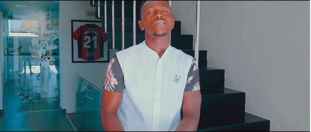 "Black Stars forward Emmanuel Boateng releases ""Oluwa Dey"" video"