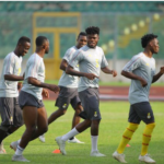 High turn out as Black Stars start training in Accra with 21 players