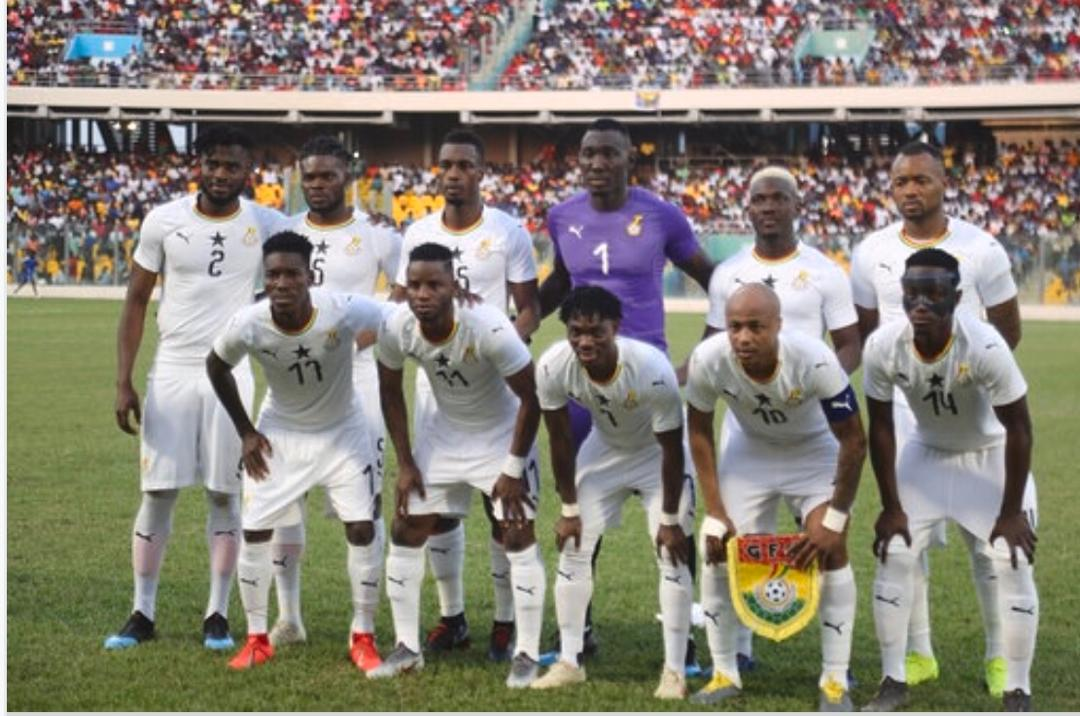 Black Stars to wait for AFCON draw before deciding on pre-tournament friendlies