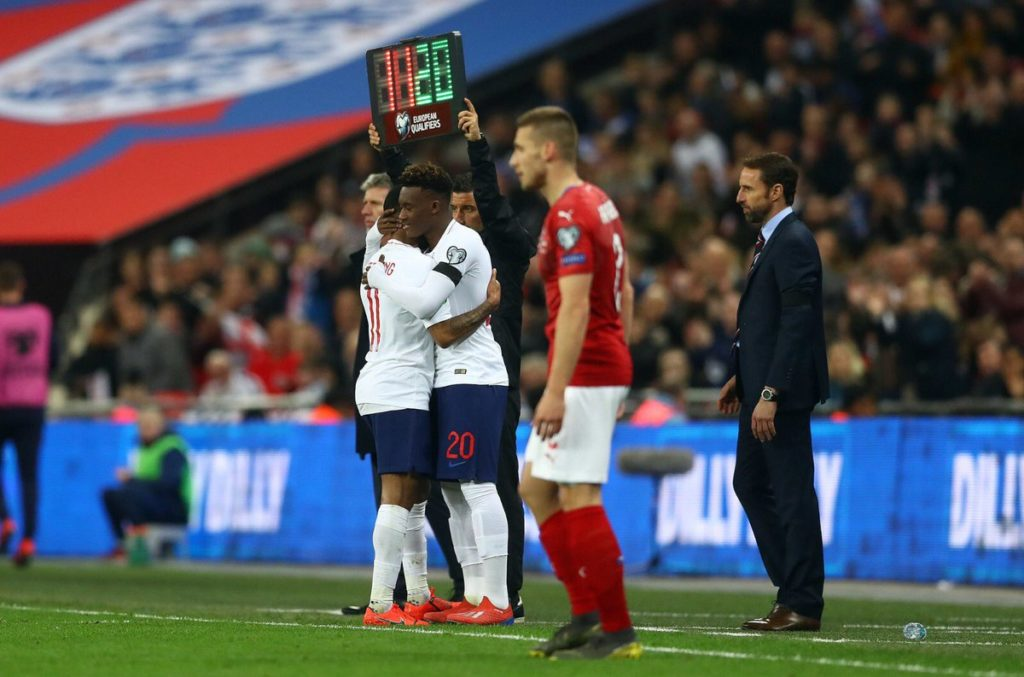 Ghana lose out on Hudson-Odoi after teenager makes England debut