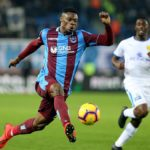 Ghana new boy Caleb Ekuban to decide Trabzonspor future at end of the season