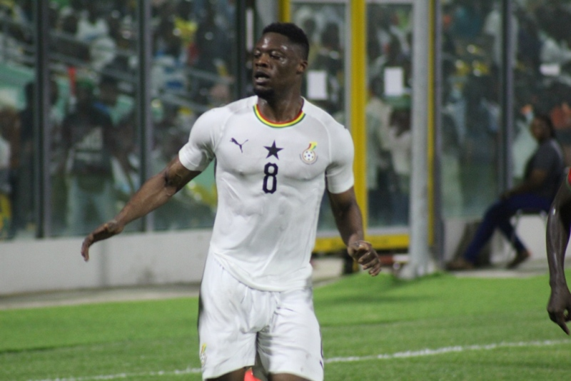 Ten (10) interesting facts about Black Stars new boy Caleb Ekuban