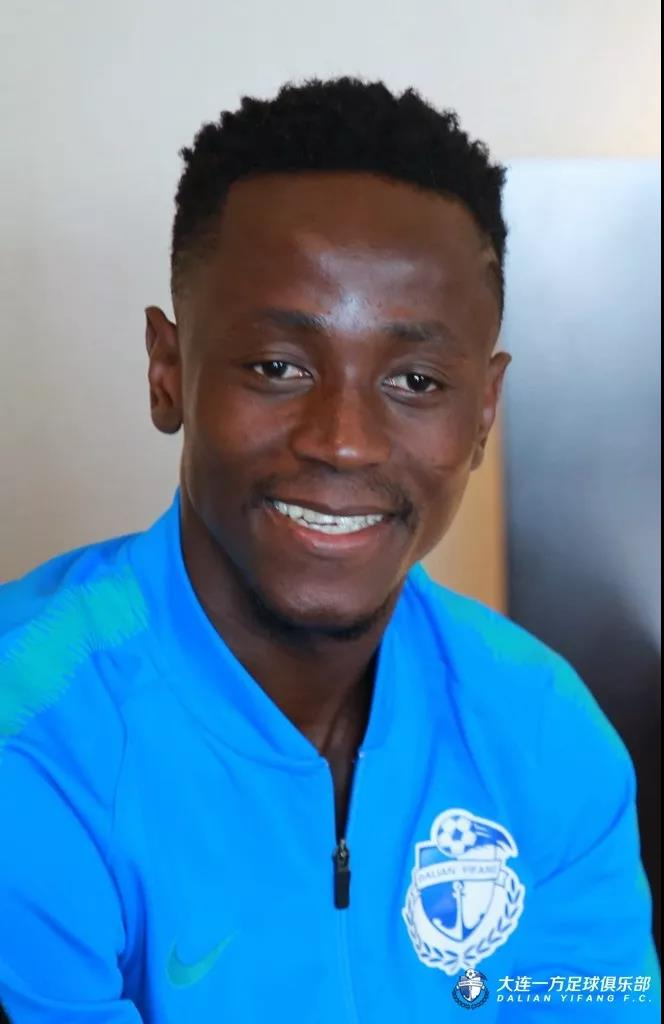 Q and A: New Dalian signing Emmanuel Boateng